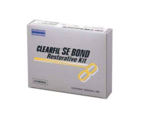 Clearfil SE Bond: Restorative Kit 1985KA