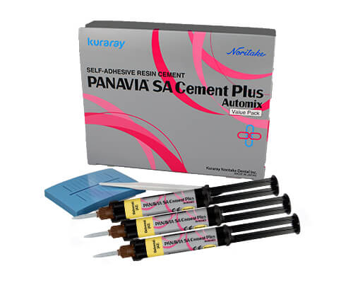 PANAVIA SA Cement Plus Automix Value Pack